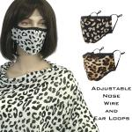 Protective Masks by Max - Leopard Prints