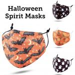 Protective Masks - Halloween Theme