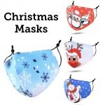 Protective Masks - Christmas Theme