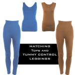SmoothWear - Tank and Leggings Sets