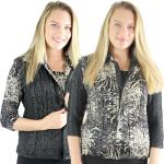 Quilted Reversible Vests