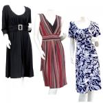 Spandex Knit Dresses