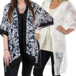 Magic Kimonos for Spring and Summer