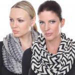Lightweight Infinity Scarves
