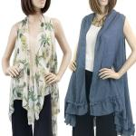 Magic Long Scarf Vests for Spring and Summer