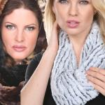Winter Infinity Scarves