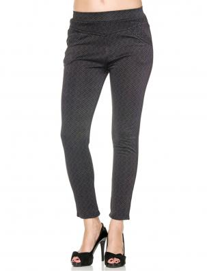 Skinny Pants - High Waist Fur Lined QT919