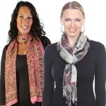 Lightweight Oblong Scarves