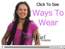 "Click here to watch ""Ways To Wear"" the Magic Scarf"