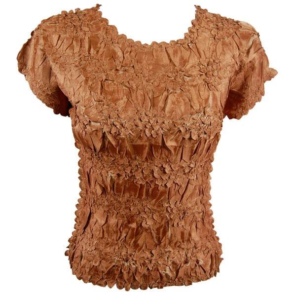 wholesale Origami - Cap Sleeve Caramel - Taupe - One Size (S-XL)