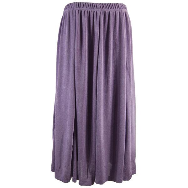 wholesale Slinky Travel Skirts* Dusty Purple Slinky Travel Skirt - One Size (S-XXL)