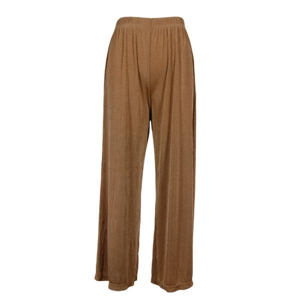wholesale Slinky Travel Pants* Champagne - 27 inch inseam (S-L)