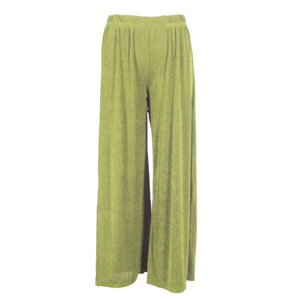 Wholesale Slinky Travel Pants* Leaf Green Plus - 25 inch inseam (XL-2X)