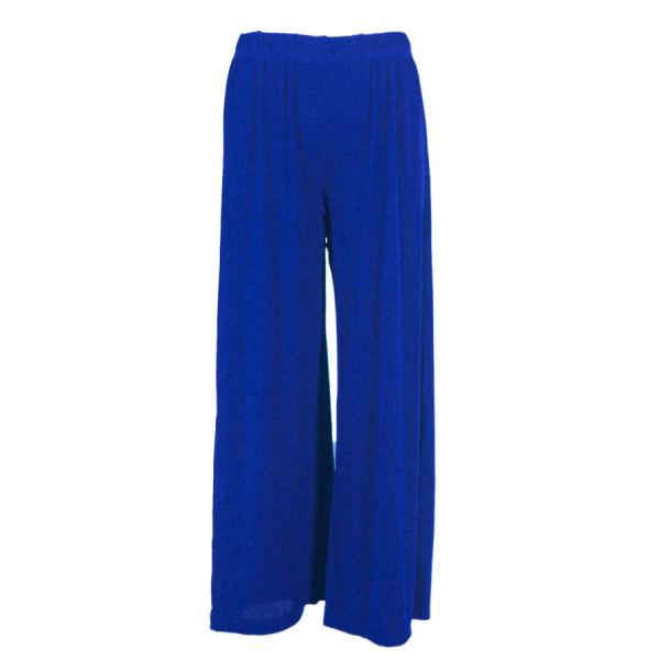 Wholesale Slinky Travel Pants* Blueberry - 25 inch inseam (S-L)