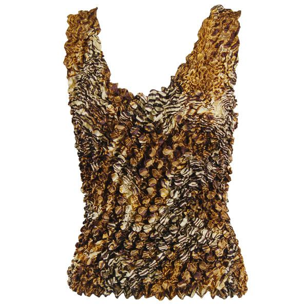 wholesale Coin Prints - Tank Top Swirl Leopard - One Size (S-XL)