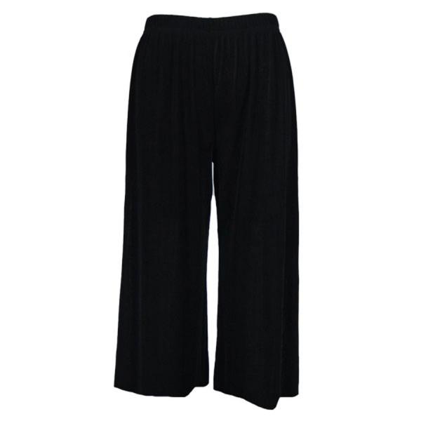 Wholesale Slinky TravelWear Capris* Black - One Size (S-L)