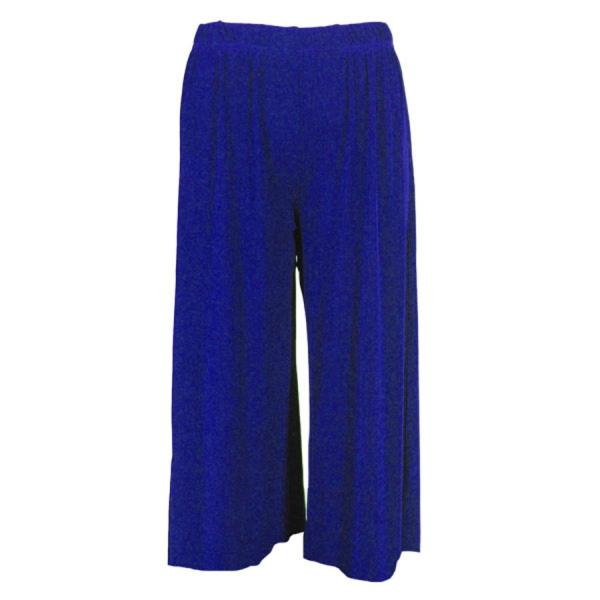 Wholesale Slinky TravelWear Capris* Royal - One Size (S-L)