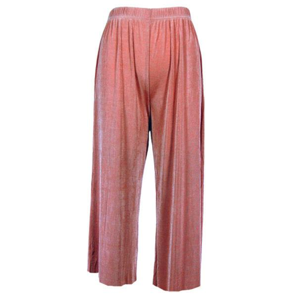 Wholesale Slinky TravelWear Capris* Light Pink - Plus Size Fits (XL-2X)