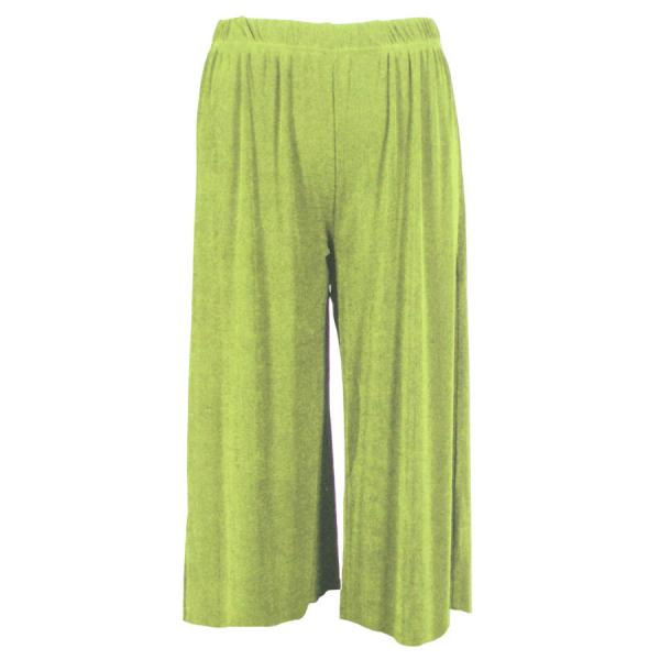 Wholesale Slinky TravelWear Capris* Green Apple - One Size (S-L)