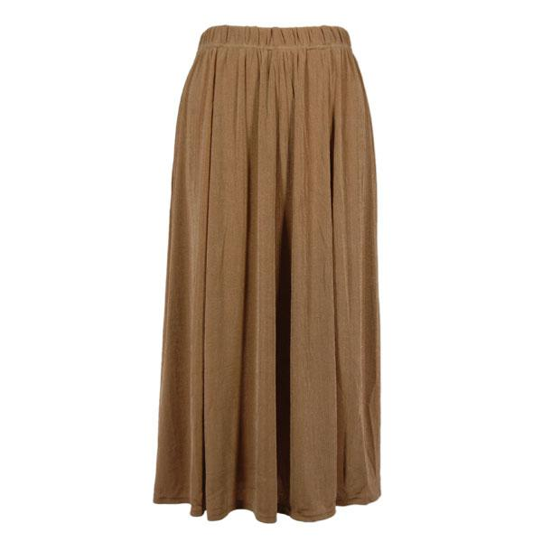 wholesale Overstock and Clearance Skirts, Pants, & Dresses  Magic Slinky Skirts - Champagne - S-2X