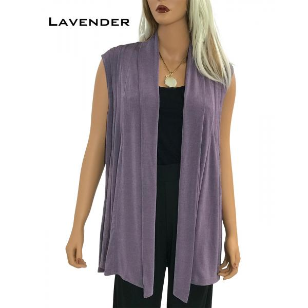 wholesale Slinky TravelWear Vest* Lavender - One Size Fits All