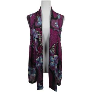wholesale Slinky TravelWear Vest* Hibiscus Purple - One Size Fits All