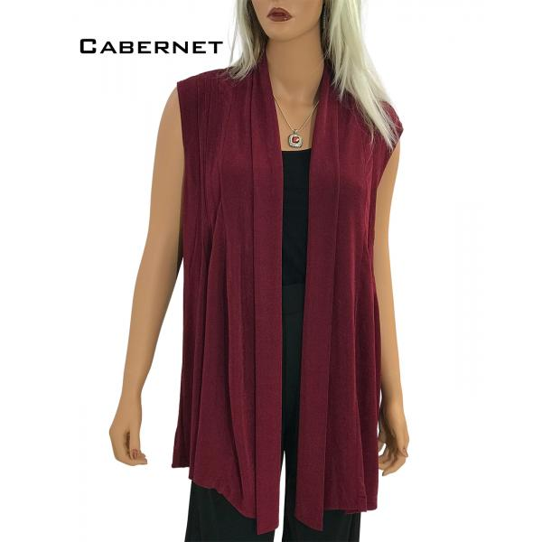 wholesale Slinky TravelWear Vest* Cabernet - One Size Fits All