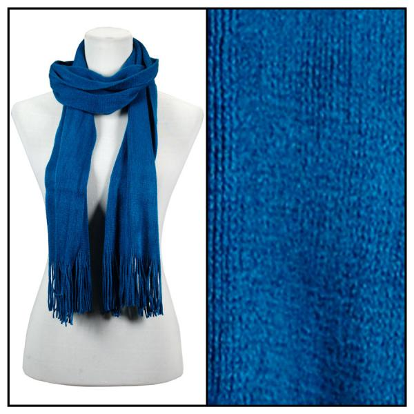 wholesale Oblong Scarves - Cashmere Feel 0940002 Marine Blue Oblong Scarf - Cashmere Feel 0940002 -
