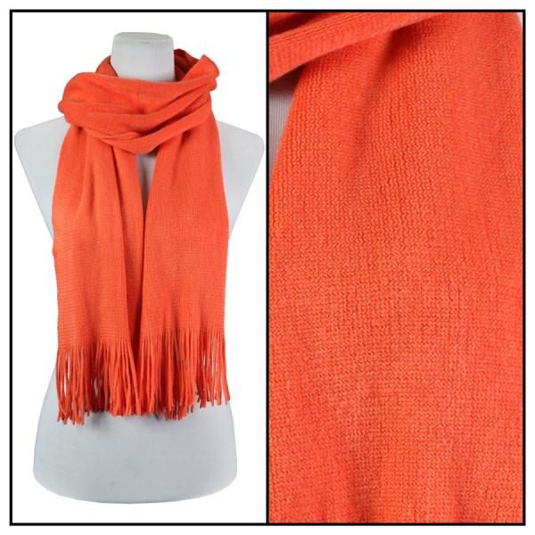 wholesale Oblong Scarves - Cashmere Feel 0940002 Coral Oblong Scarf - Cashmere Feel 0940002 -