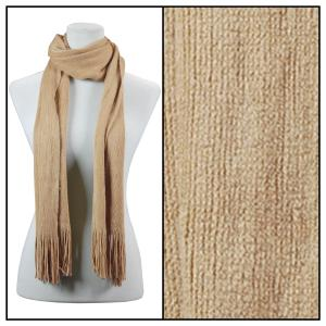 wholesale Oblong Scarves - Cashmere Feel 0940002 Nude -