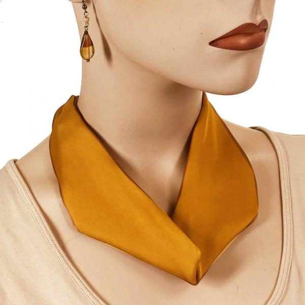 wholesale Satin Magnet Necklace with Optional Pendant #030 Brass (Bronze Magnet) -
