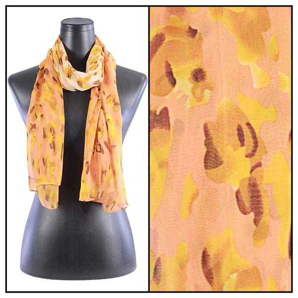 Silky Dress Scarves N112 Mauve MB -