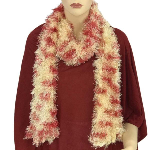 Wholesale Boutique Edition Magic Scarves Champagne-Strawberry Splash Boutique Edition Magic Scarf -