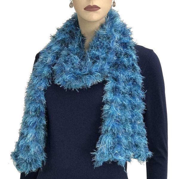 Wholesale Boutique Edition Magic Scarves Multi Turquoise-Blue Boutique Edition Magic Scarf -