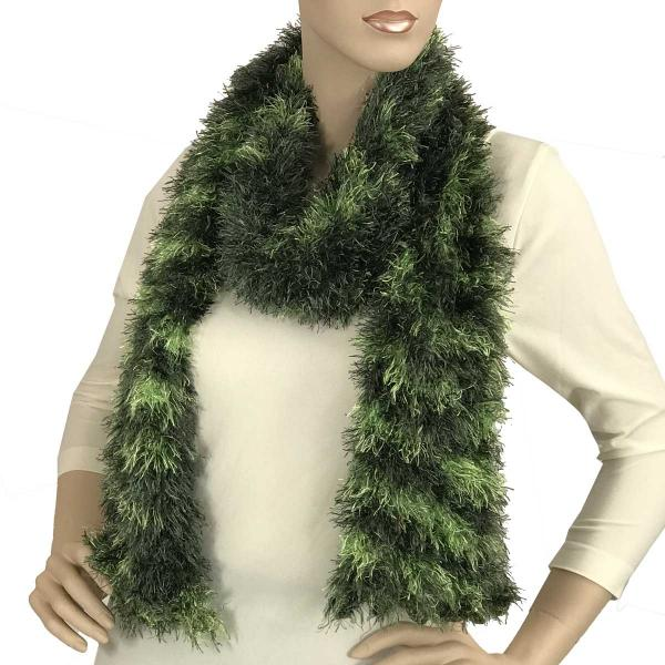 Wholesale Boutique Edition Magic Scarves Olive-Lime Splash Boutique Edition Magic Scarf -