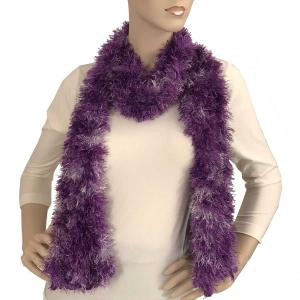 Wholesale  Purple-Dusty Purple Splash Boutique Edition Magic Scarf -
