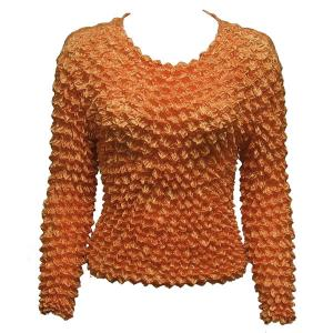 wholesale Gourmet Popcorn - Long Sleeve Light Copper - One Size (S-XL)
