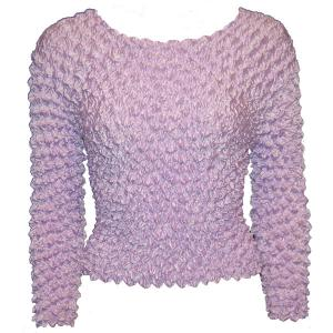 wholesale Gourmet Popcorn - Long Sleeve Light Lilac - One Size (S-XL)