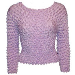 wholesale Gourmet Popcorn - Long Sleeve Lilac - One Size (S-XL)