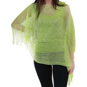 Wholesale  X016 Leaf Green with Side Fringe -