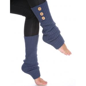 Wholesale  Denim Three Button Leg Warmer 264x113 -