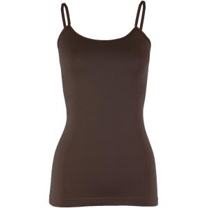 wholesale Magic SmoothWear Spaghetti Tank Espresso -