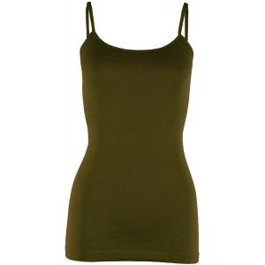 Magic SmoothWear Spaghetti Tank Olive -