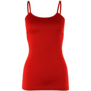 Magic SmoothWear Spaghetti Tank Red -