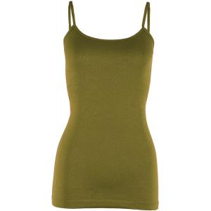 Magic SmoothWear Spaghetti Tank Avocado -