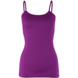 wholesale Magic SmoothWear Spaghetti Tank Grape -