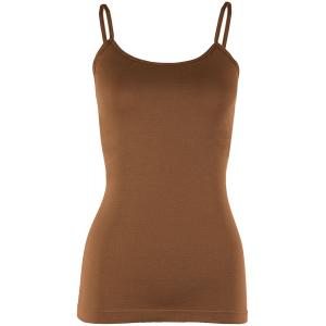 wholesale Magic SmoothWear Spaghetti Tank Mocha -
