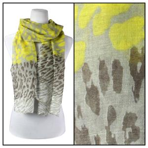 Wholesale  Neon Leopard 3169 - Yellow -