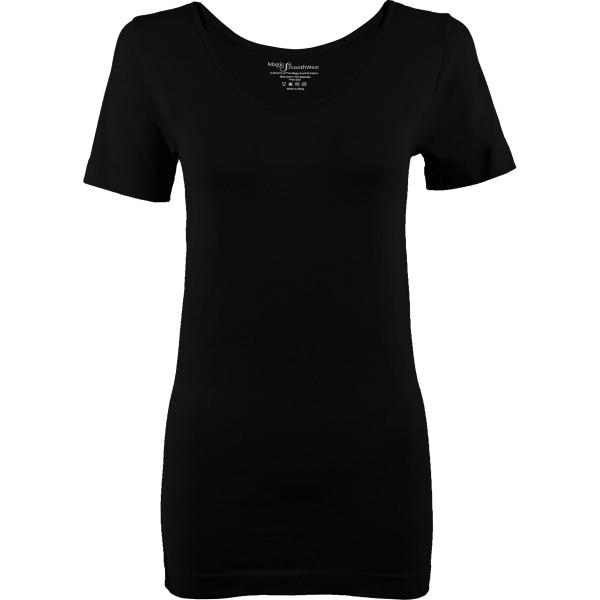 Magic SmoothWear Short Sleeve Black -