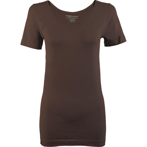 Magic SmoothWear Short Sleeve Espresso -